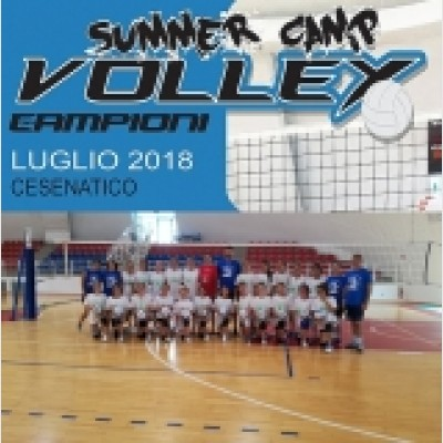 SUMMER CAMP - VOLLEY
