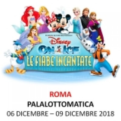 DISNEY ON ICE - LE FIABE INCANTATE