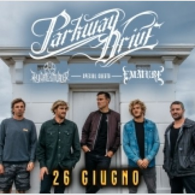 PARKWAY DRIVE - ROCK IN ROMA 2018