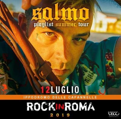 SALMO - ROCKinROMA2019