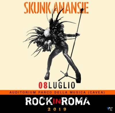 SKUNK ANANSIE - ROCKinROMA2019