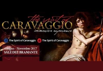 The Spirit of Caravaggio – Mostra interattiva – Roma