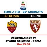 AS ROMA - TORINO SERIE A TIM