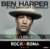 BEN HARPER & THE INNOCENT CRIMINALS - ROCKinROMA2019