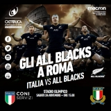 ITALIA VS ALL BLACKS