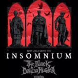 INSOMNIUM + THE BLACK DAHLIA MURDER