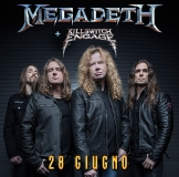 MEGADETH + KILLSWITCH ENGAGE - ROCK IN ROMA 2018