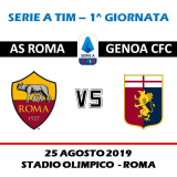 AS ROMA - GENOA CFC