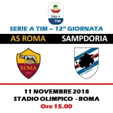 AS ROMA -  SAMPDORIA