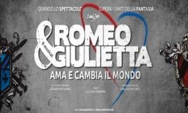 ROMEO & GIULIETTA - AMA  E CAMBIA IL MONDO - ROMA