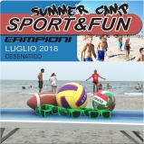 SUMMER CAMP - SPORT & FUN